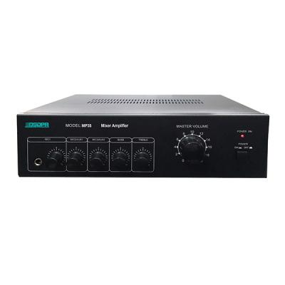 MP35 35W Mini Digital Mixer Amplifier