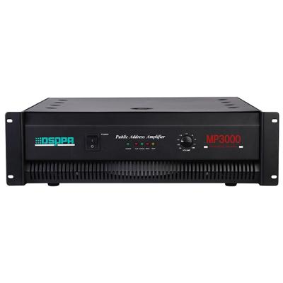 MP3000 1000W-2000W Klasik Seri Power Amplifier
