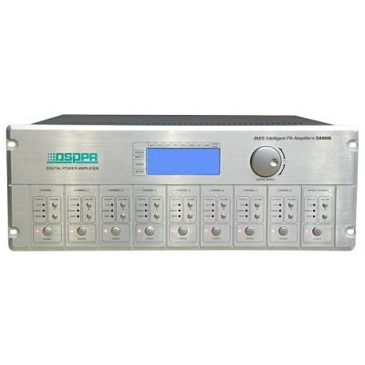 Delapan Saluran Digital Amplifier