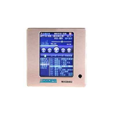 MAG6402 Jaringan PA Sistem On-Demand Terminal