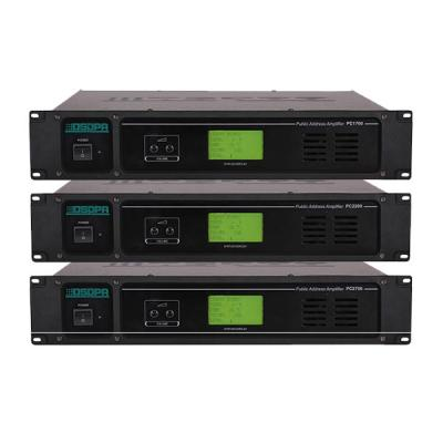 PC1700 PC10 Seri Power Amplifier